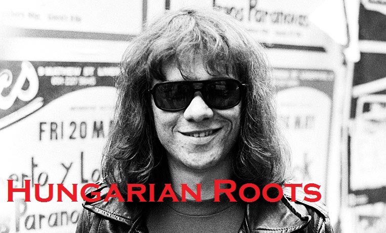 "Hungarian Roots: Tommy Ramone, Drummer Of Cultic Punk Rock Band ""The Ramones"" post's picture"
