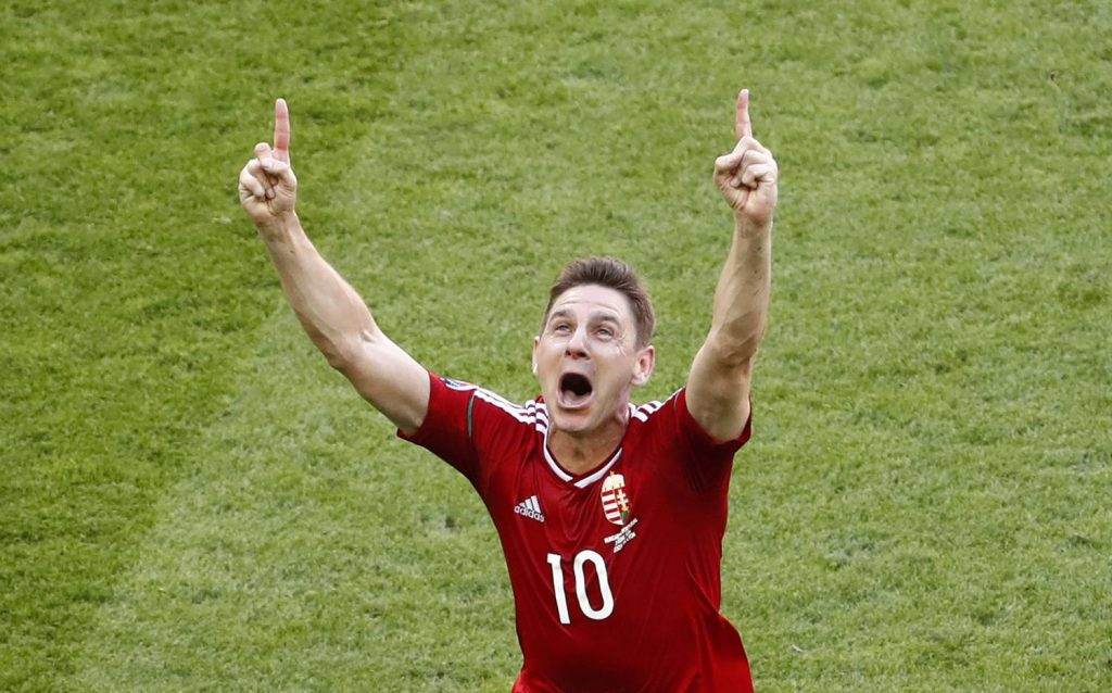Breaking News: Zoltán Gera's Magnificent Strike Against Portugal Officially Named Best Euro 2016 Goal post's picture