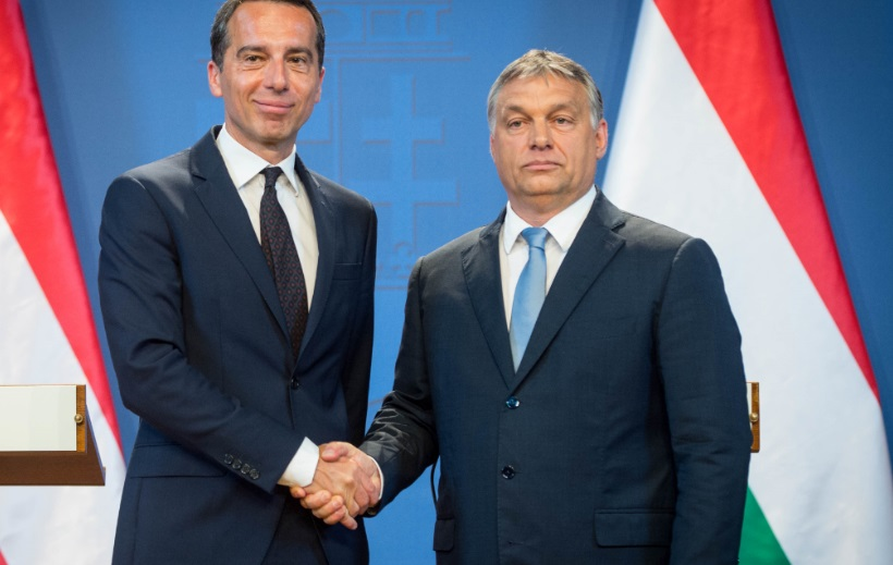 Hungary Seeks To Open New Chapter In Relations With Austria As Countries' Leaders Meet In Budapest post's picture