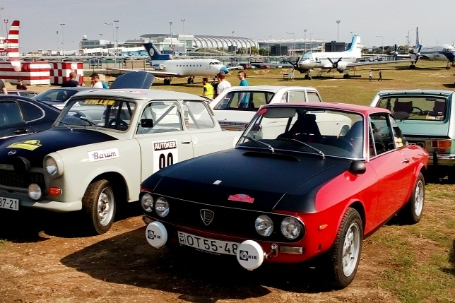 Cars, Airplanes And Coffee: Hungarian Vehicle Fans Gather For Ninth Time Near Budapest Airport- Photos! post's picture