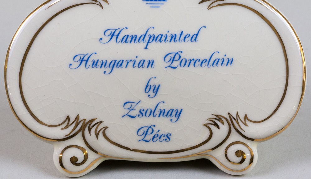 Court Rejects Request To Liquidate Prestigious Hungarian Porcelain Maker Zsolnay post's picture