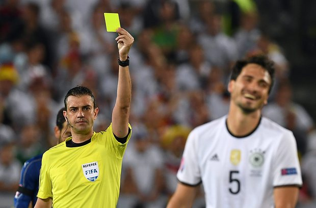Hungary's Viktor Kassai Tipped To Referee Euro 2016 Final If Wales Knock Portugal Out Of Cup Tomorrow post's picture