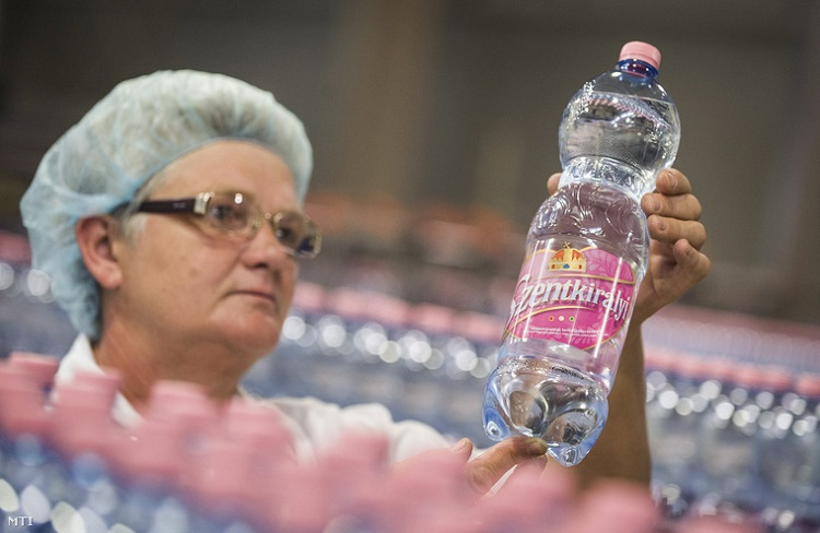Fizzy Plans In The Mineral Water Business post's picture