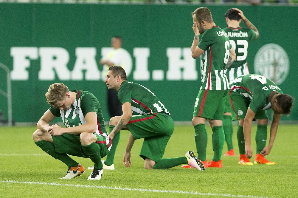 Football: Hungarian Title-Holder Ferencváros Exit Europe After Shocking Defeat Against Partizani Tirana post's picture