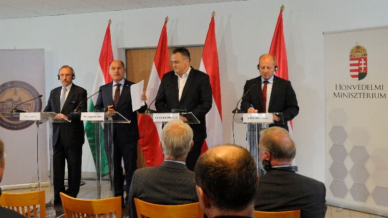Hungary-Austria Summit: Cabinet Ministers Discuss Migration As Relations Appear To Recover post's picture
