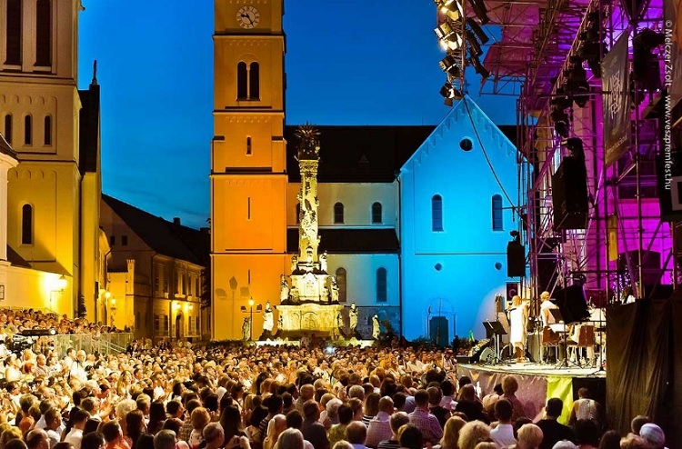 VeszprémFest Brings International Stars Of World Music, Jazz And Pop To Hungary post's picture