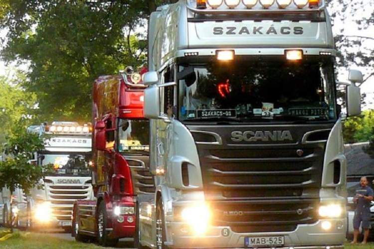 Over 200 Vehicles To Assemble At 26th International Truck Country Festival In Szeged post's picture