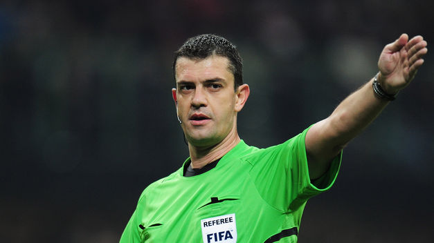 Hungarian Referee Viktor Kassai Named Fourth Official For Euro 2016 Final post's picture