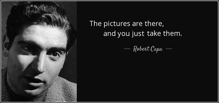HUNGARIAN ROOTS: THE GREATEST WAR PHOTOGRAPHER IN THE WORLD, ROBERT CAPA post's picture