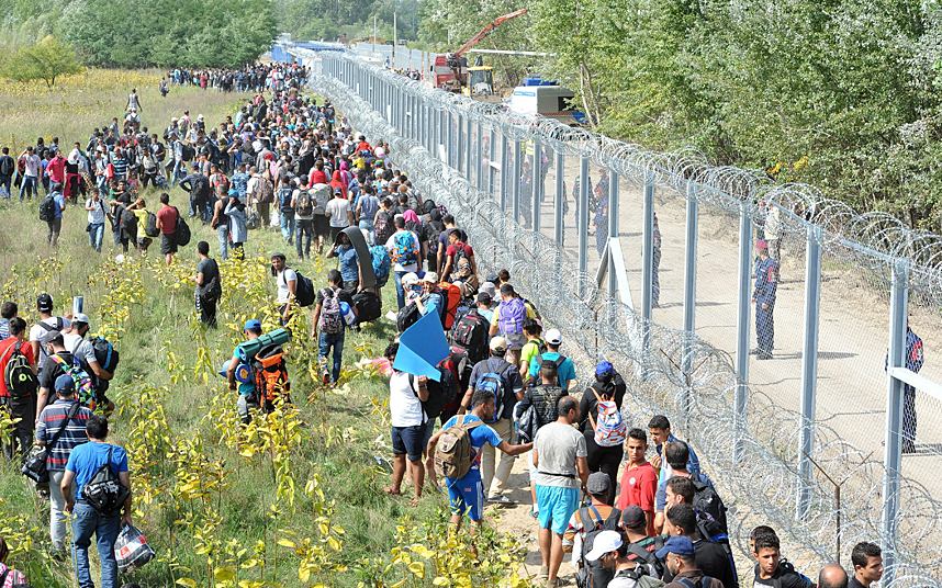Hungary Grants Every Eightieth Asylum-Seeker Refugee Status In 2016 post's picture
