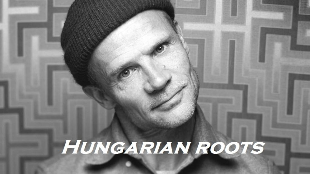 "Hungarian Roots: Michael ""Flea"" Balzary, Founding Member And Bassist Of Rock Band Red Hot Chili Peppers post's picture"