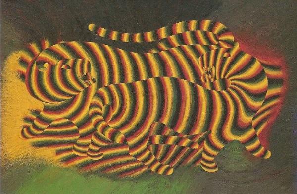 victor-vasarely-zebras