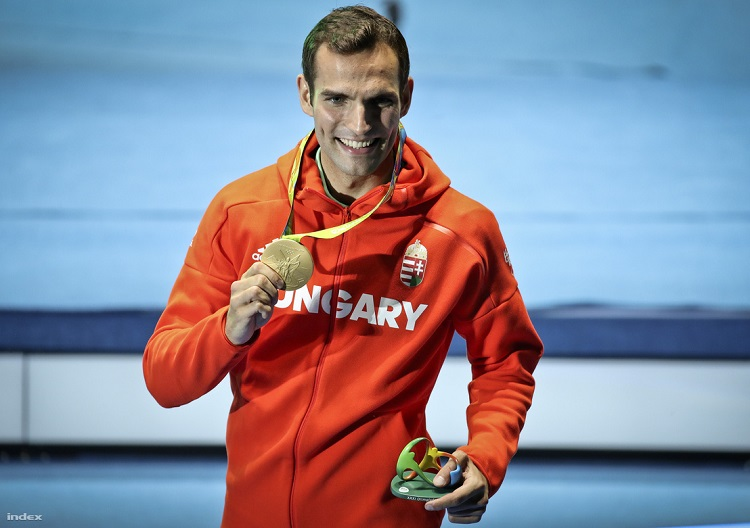 Áron Szilágyi Defends Olympic Fencing Title And Bags The 5th Gold Medal For Hungary post's picture