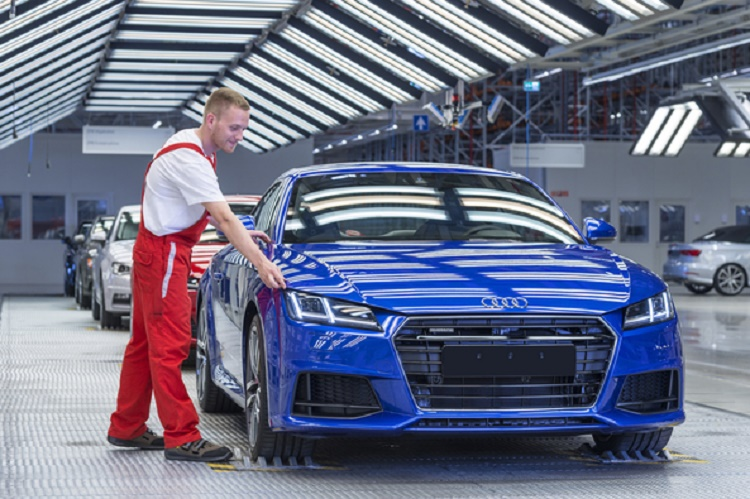 Audi Hungaria: Three-year Wage Deal Agreement between Management and Unions post's picture