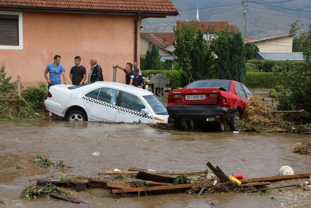 Hungary Contributes To Aid Effort In Flood-Hit Macedonia post's picture