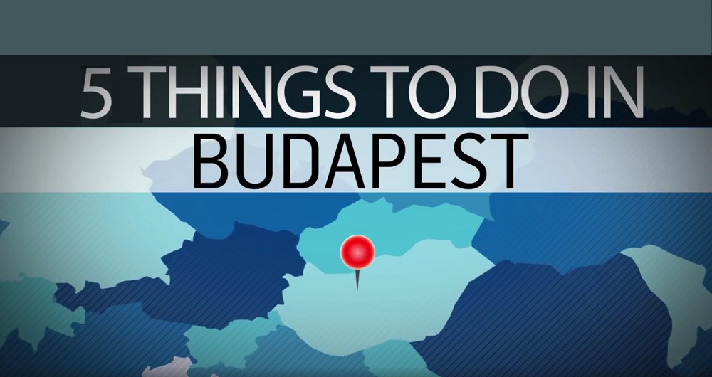 Travel+Leisure: Five Things To Do In Budapest – Video! post's picture