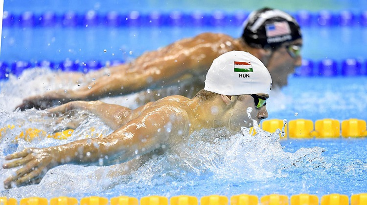Tamás Kenderesi: The 19-Year-Old Hungarian Guy Who Overtook Phelps And Won The Bronze In 200m Butterfly post's picture
