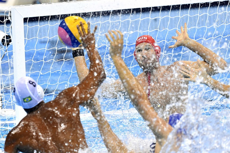 Water Polo: Hungarian Team Easily Quaifies For Quarter-Finals In Rio Against Hosting Team post's picture