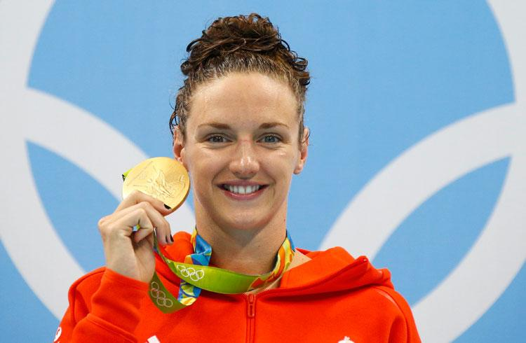 """Iron Lady"" Katinka Hosszú Becomes Most Successful Hungarian Olympic Swimmer Ever With Silver In 200m Backstroke post's picture"