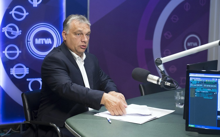 Orbán on Veto: 'I don't want to compromise … it's about finding a solution' post's picture