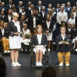 Hungarian Athletes Take Their Oaths Ahead Of Paralympic Games In Rio de Janeiro