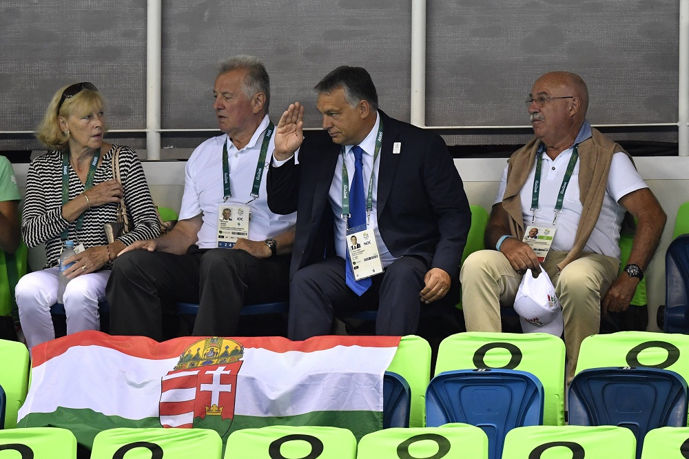 PM Orbán Fancies Hungary's Olympics 2024 Bid Chances In Rio de Janeiro Interview post's picture