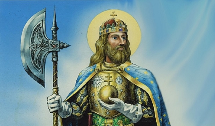 2017 Will Be The Memorial Year Of The Great Hungarian Kinght-King Ladislaus The Saint post's picture