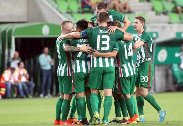 OTP Bank League: Title-Holder Ferencváros Trash Diósgyőr In Eight-Goal Thriller – Video! post's picture