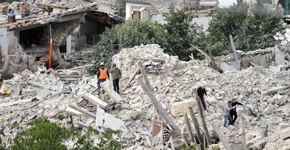 Shocking Disaster: Hungarian Leaders Express Condolences To Earthquake-Hit Italy post's picture