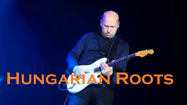 Hungarian Roots: Mark Knopfler, Frotman Of Rock Band Dire Straits post's picture