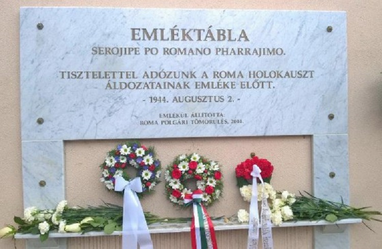 2 August: Day Of Remembrance Of The Roma Holocaust post's picture