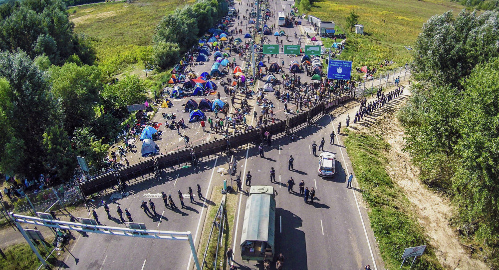 "Hungary To Extend State Of Emergency Due To ""Reintensifying"" Migrant Crisis post's picture"