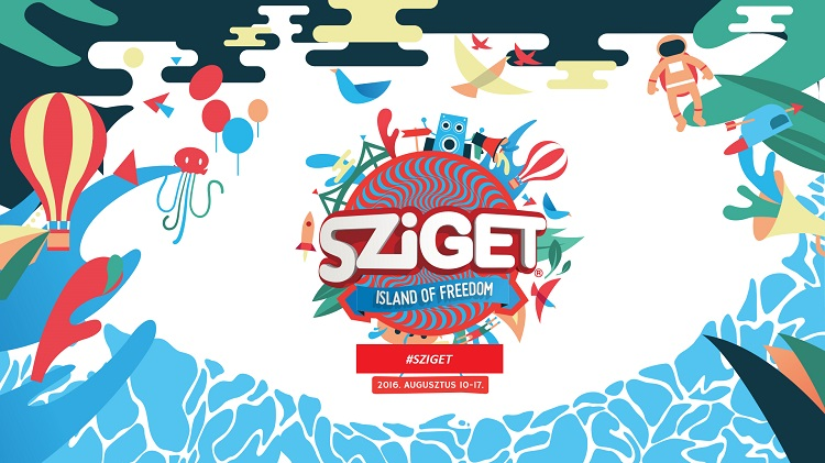 "THE ""ISLAND OF FREEDOM"" ON INSTAGRAM – MOMENTS OF THE SZIGET FESTIVAL post's picture"