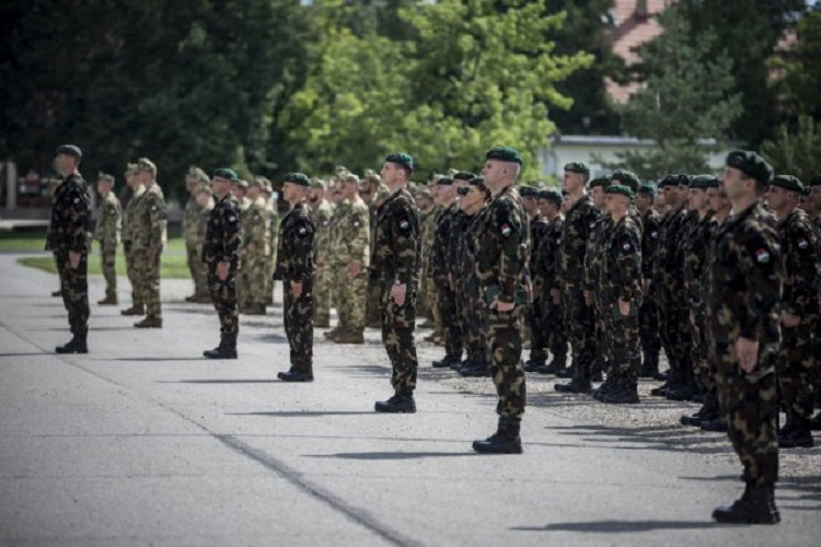 Almost 500 Hungarian Troops On The Way To Mission In Iraq And Kosovo post's picture