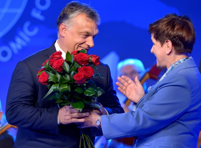 The Man Of The Year Is The Hungarian Prime Minister – Viktor Orbán Awarded The Title In Poland post's picture