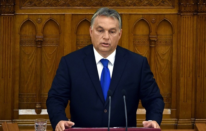 """""""Brussels Is Preparing A Ruse"""", PM Orbán Warns In Speech To Parliament post's picture"""