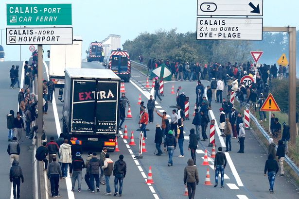 Hungarian Truck Driver Assaulted By Group Of Migrants In France post's picture