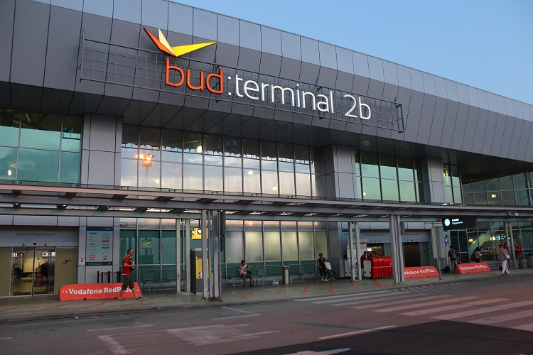 Expansion Of Terminal 2B At Liszt Ferenc Airport Budapest post's picture