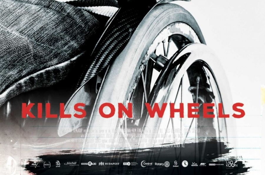 Kills On Wheels Going For The Oscar From Hungary – The Movie About Handicapped Gangsters Selected For Foreign-Language Category – TRAILER post's picture