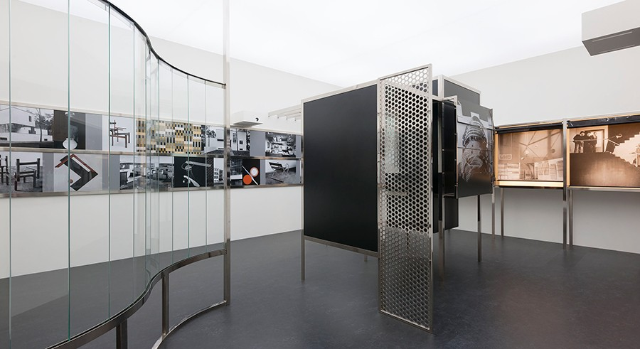 """Exhibition Roadshow"" – Moholy-Nagy Future Present Going From New York To Chicago post's picture"