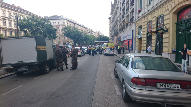 120 Flats Shut To Residents As WWII Bomb Is Found In Central Budapest post's picture