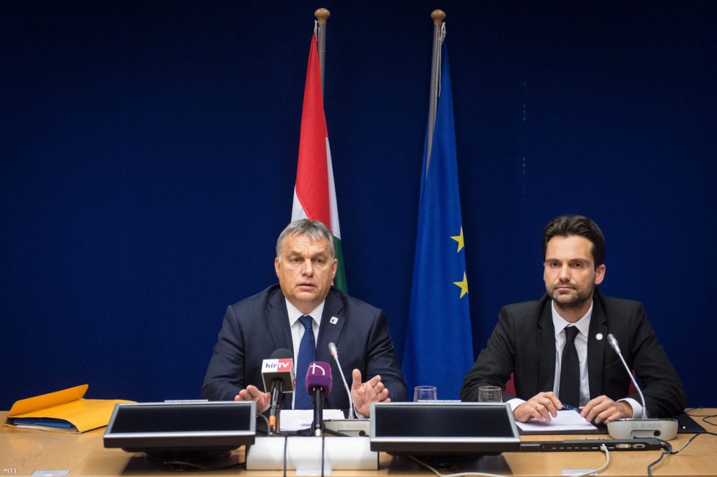 "PM Orbán In Brussels: ""We Have Successfully Prevented Compulsory Migrant Quotas"" post's picture"