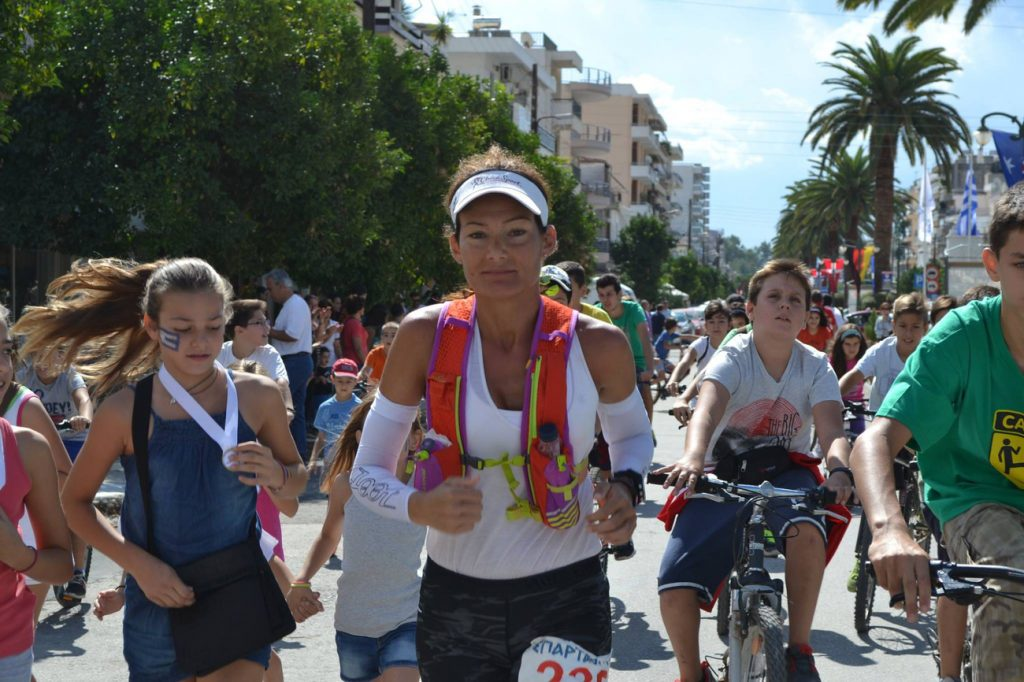 Hungarian Female Runner Wins 246-Kilometre Ultramarathon In Greece post's picture