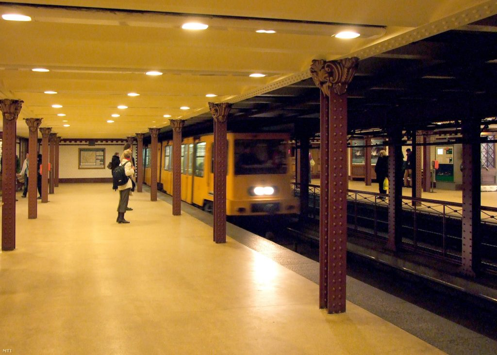 Expension And New Stations On Metro Line 1 Related 2024 Olympic Games Bid Of Budapest post's picture