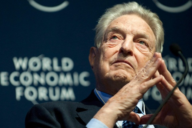 WikiLeaks: Hillary Clinton Associates Seek To Serve George Soros's Agenda post's picture
