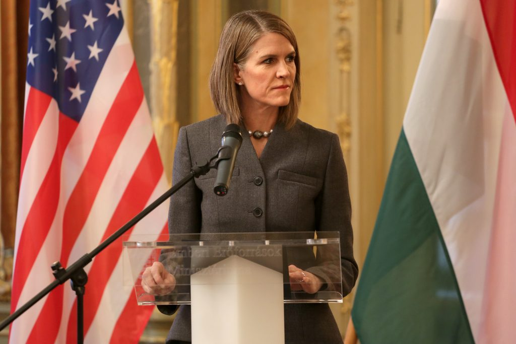 US Ambassador To Hungary Colleen Bell To Tender Her Resignation In January post's picture