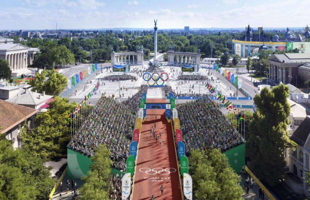 This Is What Olympic Games Would Look Like If Budapest Became Host City In 2024 – Photos! post's picture