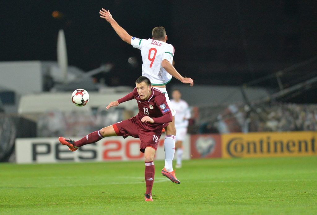 World Cup 2018 Qualifiers: Latvia – Hungary 0-2 – Photos & Video! post's picture