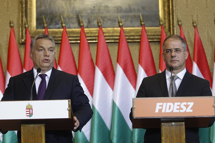 """Fidesz Hopeful On Two-Thirds Majority As PM Eyes Constitutional Ban On """"Group Resettlements"""" post's picture"""