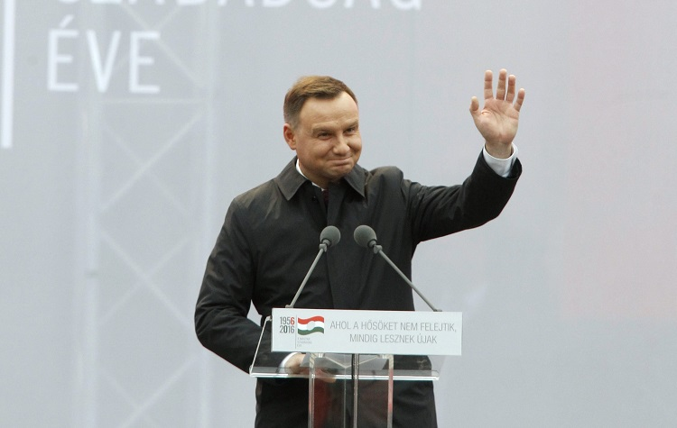 Duda: Hungary 'Tried and Tested' Friend of Poles post's picture